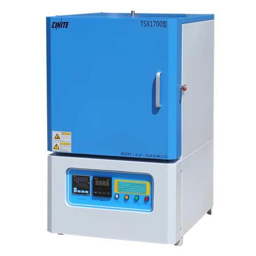 TSX1700型智能纤维马弗炉