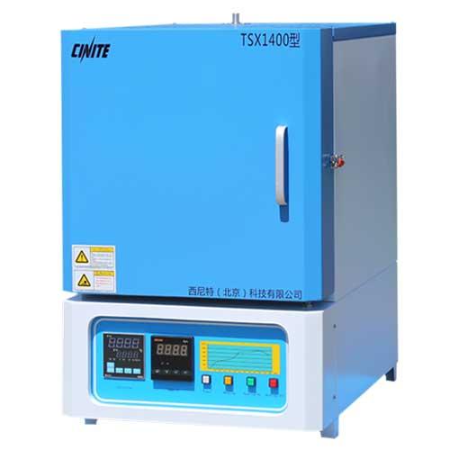 TSX1400型智能纤维马弗炉