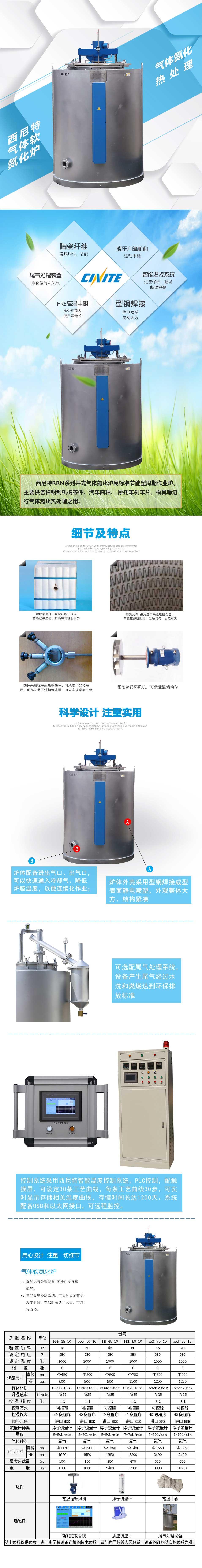 气体软氮化炉-副本