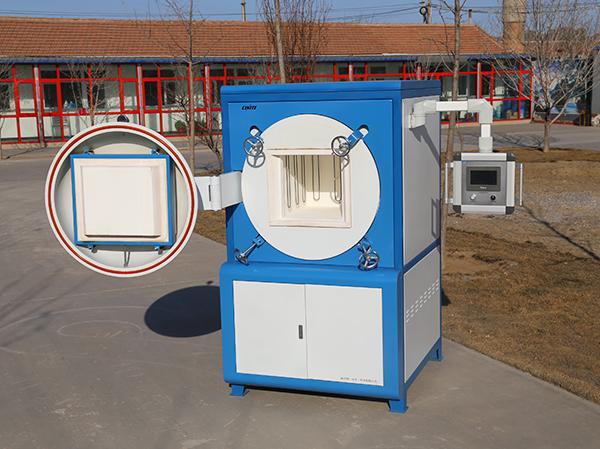 北京航空材料研究院1700℃高真空加热炉