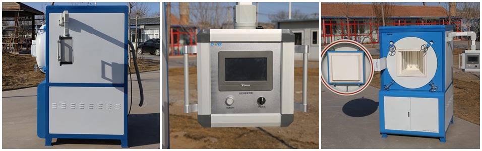 QSX1200型气氛马弗炉细节展示